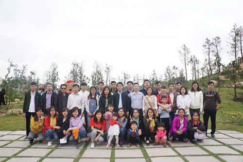 INTECH – Du xuân núi Yên Tử